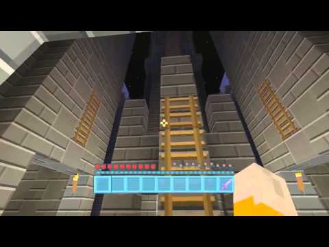 Minecraft Xbox   Lion Cub Park   Ladder Parkour   Part 3