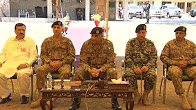 Army Chief visit to Parachanar