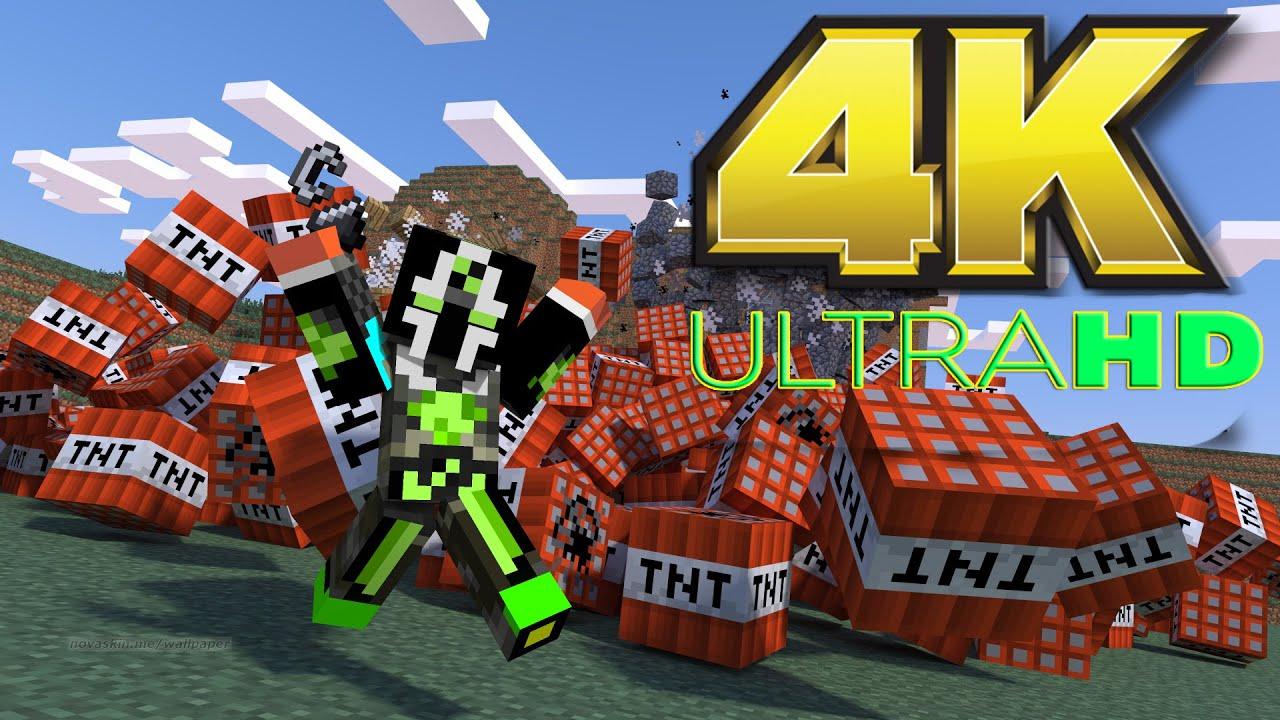 Minecraft Fondo De Pantalla Hd: Como Hacer Fondos De Minecraft Para Youtube De Tu Skin En