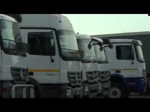 TruckStore Centurion South Africa - Used Trucks Vans Buses Trailers & Services by Mercedes Benz 1