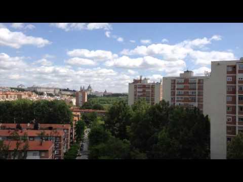 15/05/08 Madrid Cable car - 마드리드 케이블카
