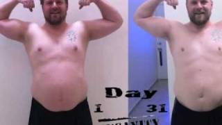 "Day 60 - Insanity Workout with Shaun T - ""Final Results: How to Photoshop abs on profile pic 2!!!"""
