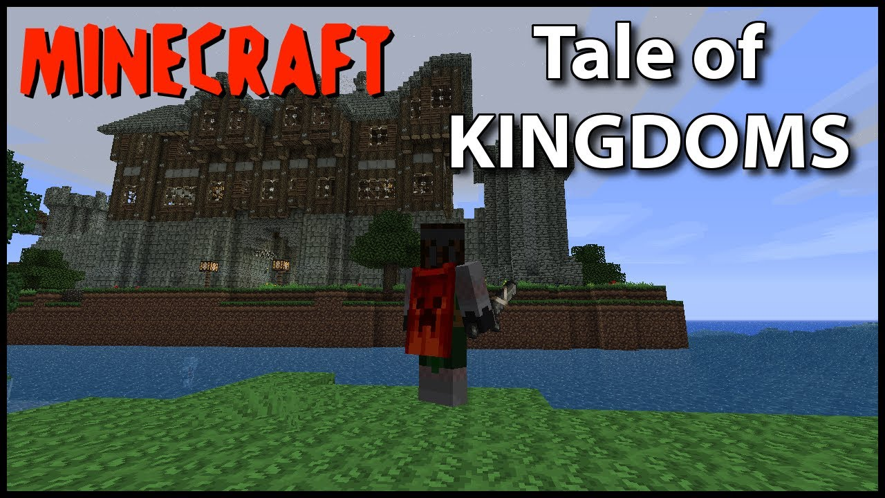 Minecraft Tale Of Kingdoms E Old Dwarven Mines Silly Roleplay - Minecraft hauser videos