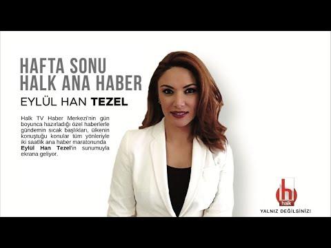 Eylül Han Tezel ile Hafta Sonu Ana Haber   20 Haziran 2021