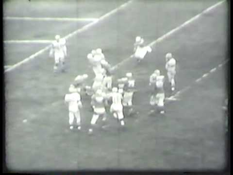 1953 NFL Championship - Lions vs. Browns - Vol. 3