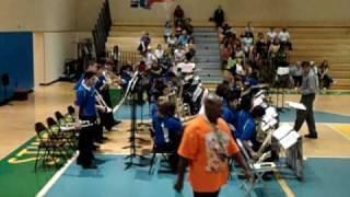 PSMS Jazz Band playing Satin Doll