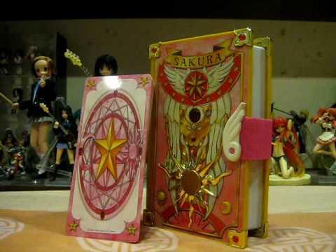 ARR - Bandai Cardcaptor Sakura Sakura Card and Book Set Review カードキャプターさくら サクラカードセット レビュー