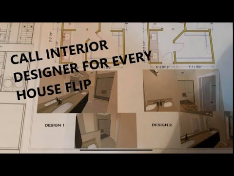 Why You Should Hire An Interior Designer - Investor Renovation Mastery