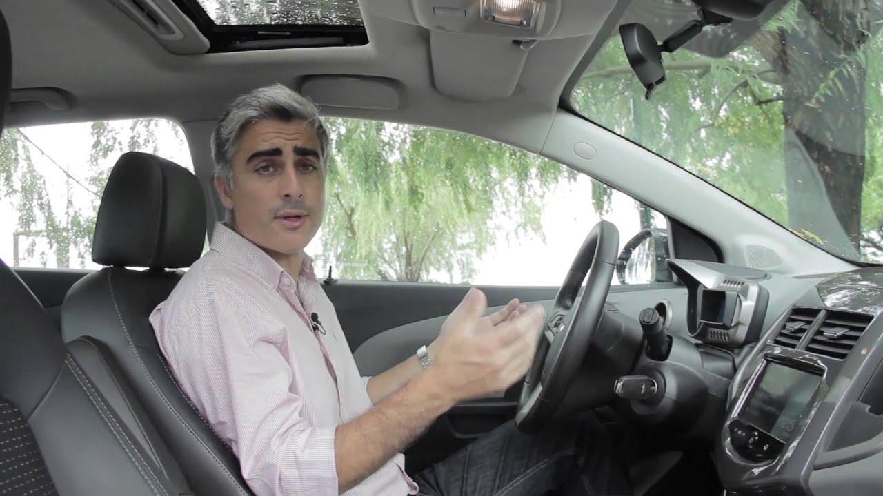 TN Autos Programa 33 | Test Drive Chevrolet Sonic - YouTube