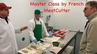 Master Class by French Meatcutter / Anderson Ranch