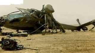 وفاة 4 عسكريين إثر سقوط طائرة هليكوبتر بحفر الباطن