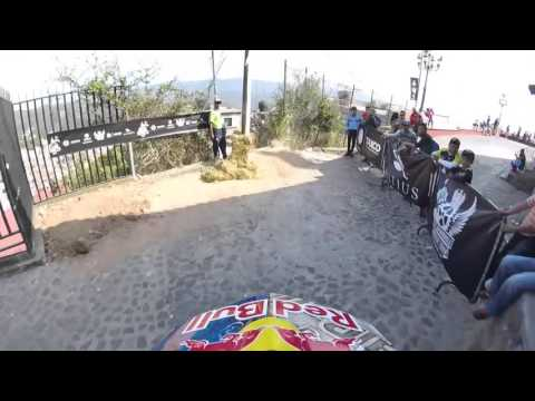 Downhill Taxco 2015 - Tomas Slavik final run
