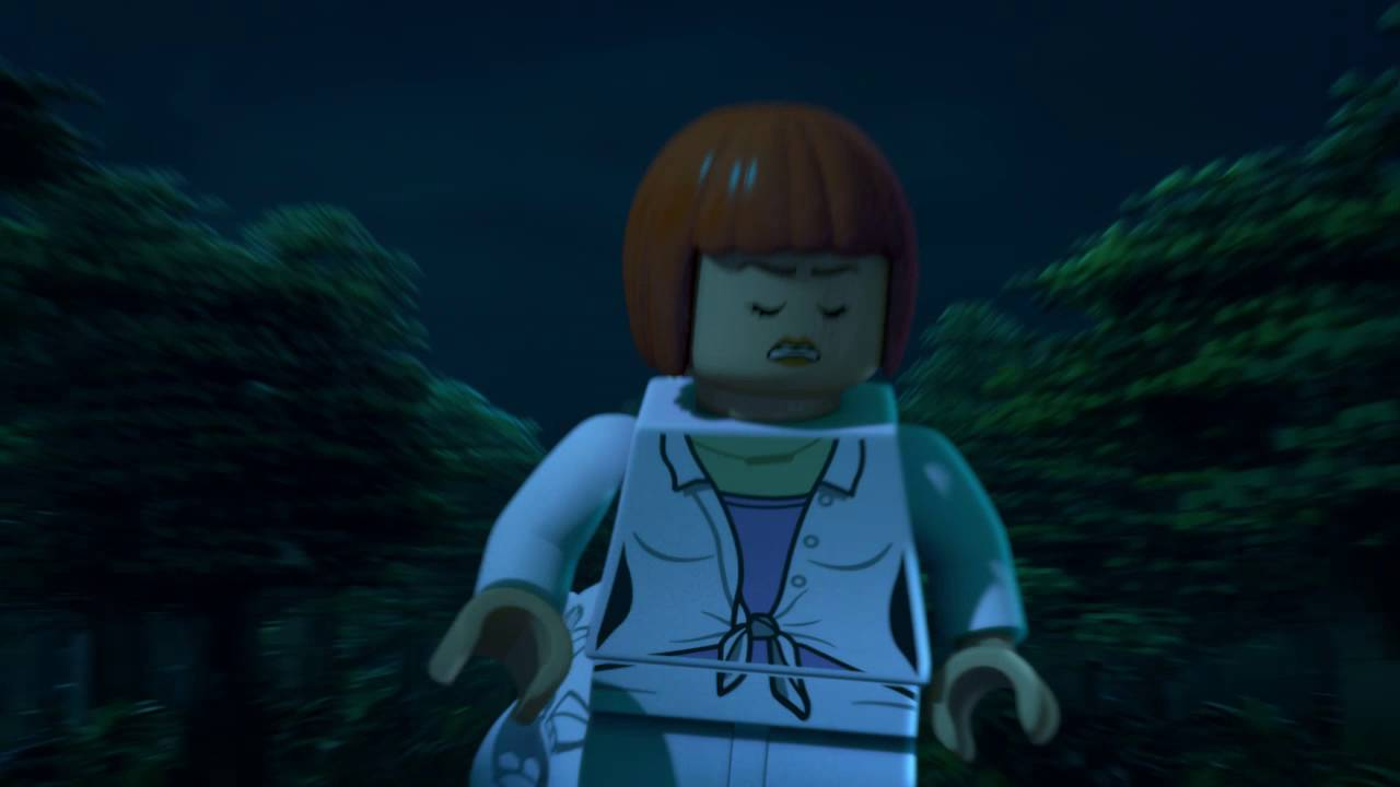 lego jurassic world the indominus escape part 6