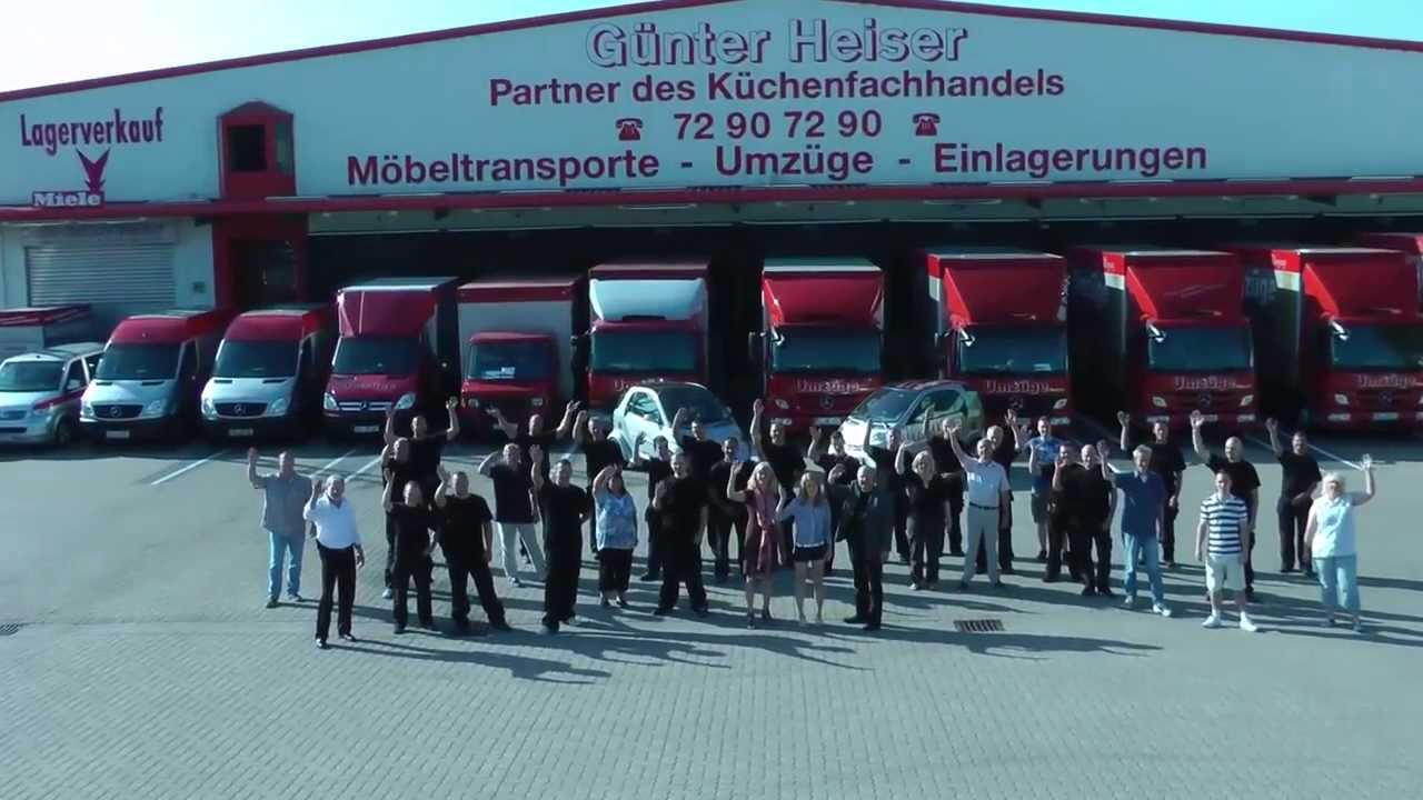 Spedition Günter Heiser Fuhrpark