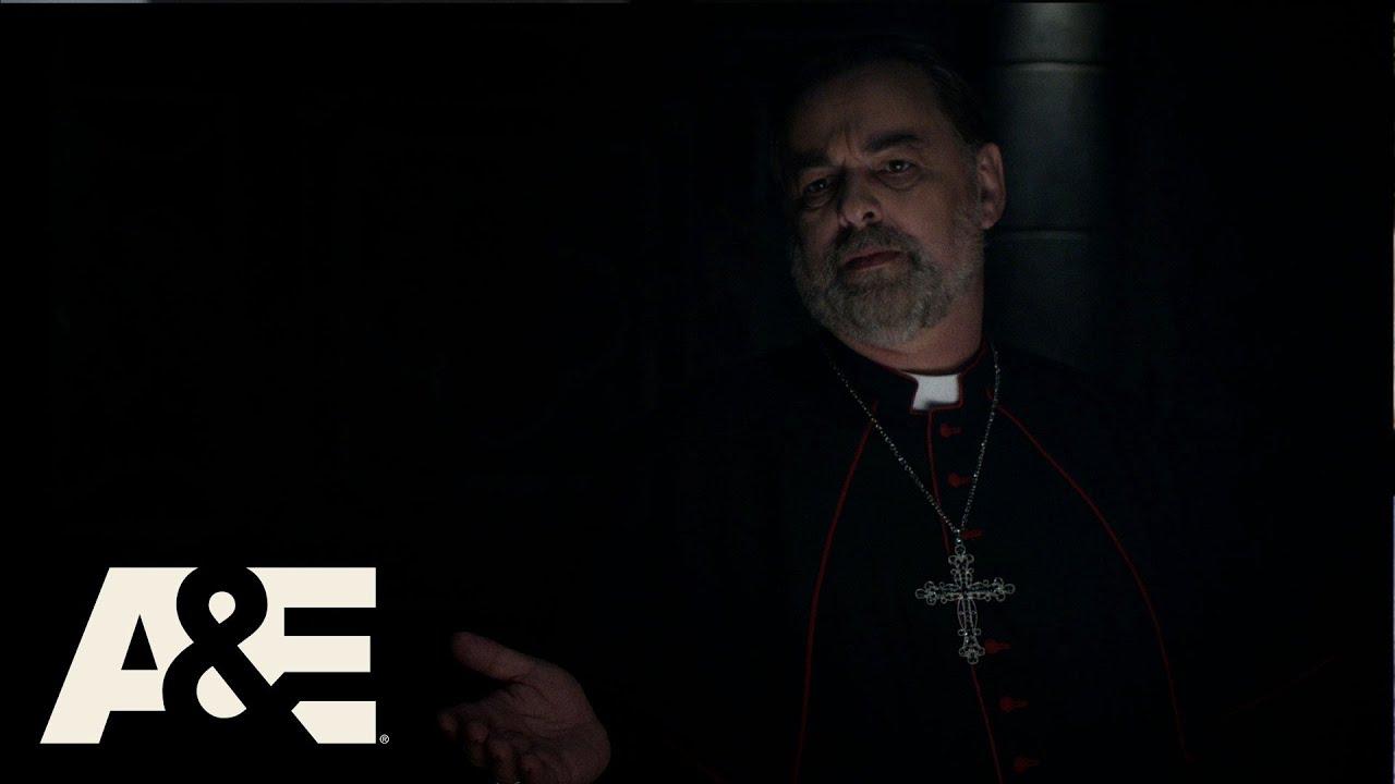 Download Damien: Sister Greta Warns That Damien is a Real Threat (Season 1, Episode 5) | A&E