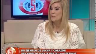 ESE 2210 Un ejemplo de lucha y corazón Margarita Barrientos