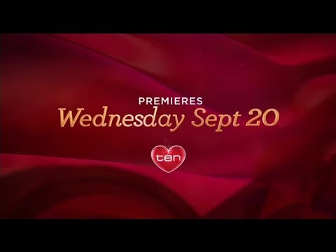 TEN Promo The Bachelorette Australia 2017