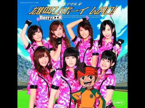 Berryz Koubou - Otakebi Boy WAO! (instrumental)