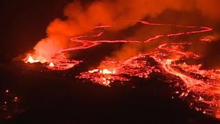 Hawaii neighborhood besieged by volcano