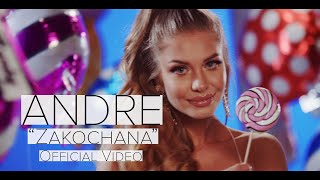 ANDRE - ZAKOCHANA 💔💔💔  ( Official Video 2020-2021)