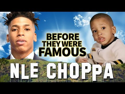 NLE Choppa | Before They Were Famous | Top Shotta Flow
