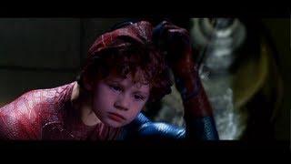 spiderboy - the amazing spiderman 2018