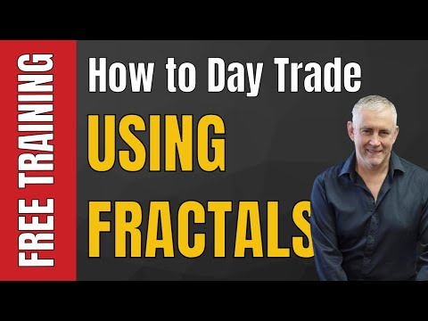 How To Day Trade Using Fractals - Market Turns, Breakouts and Draw Trend Lines Using Fractals.