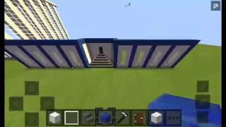 Minecraft PE Polis Karakolu Yapımı
