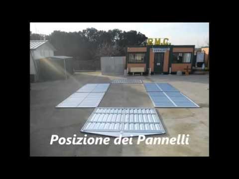 Montaggio baracche di cantiere