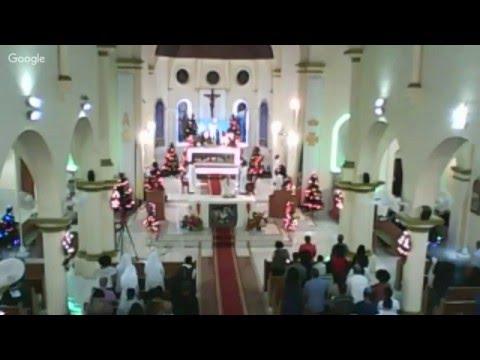 St. Kitts Catholic - Christmas Eve Mass 2015