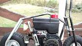 El Tigre Mini Bike Youtube