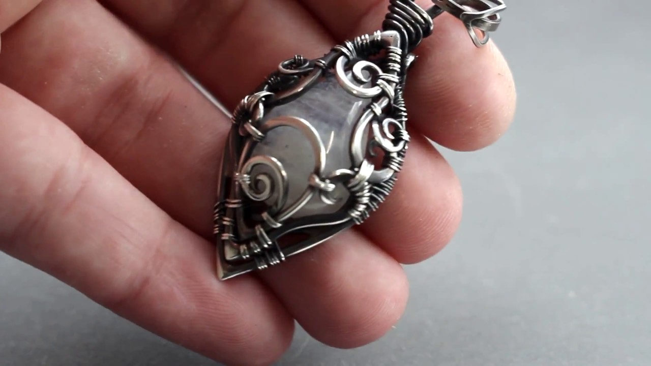 Fantasy necklace fantasy pendant fairytale pendant wire fantasy necklace fantasy pendant fairytale pendant wire wrap fantasy pendant aloadofball Images