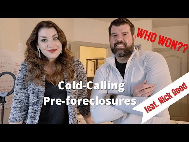 Cold-Calling Pre-foreclosures feat. Nick Good | Nicole Espinosa Ep.30