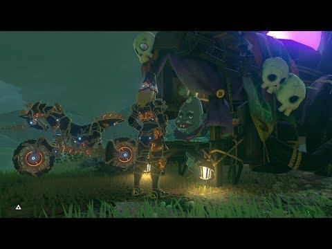 Zelda: BOTW (The Best Fuel For The Master Cycle Zero)
