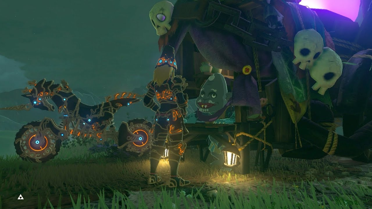 Zelda botw the best fuel for the master cycle zero youtube - How do you get the master cycle zero ...