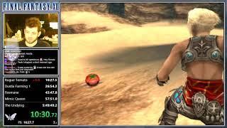 Final Fantasy XII Speedrun - 5:46:27