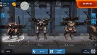 War Robots Test Server - New 600m range light & medium weapons commentary