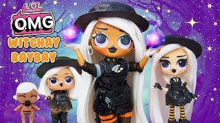 LOL OMG Witchay Baybay Big Sister DIY OMG Doll