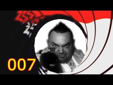 Balkanski James Bond - 007