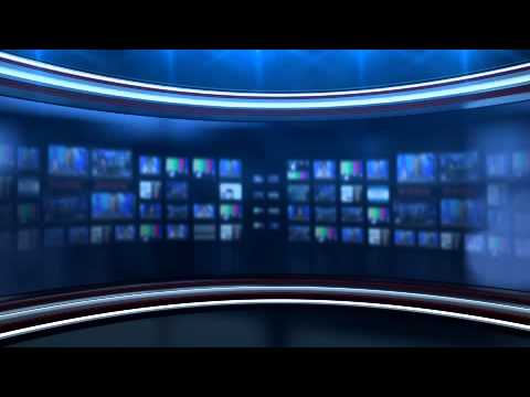 Breaking News Background Virtual Se - YouTube