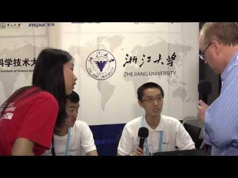 ASC 14 Meet Team Zhejiang