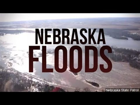Nebraska Flooding $1 Billion Ag Damages - Censorship/Eco-Fascism Rising