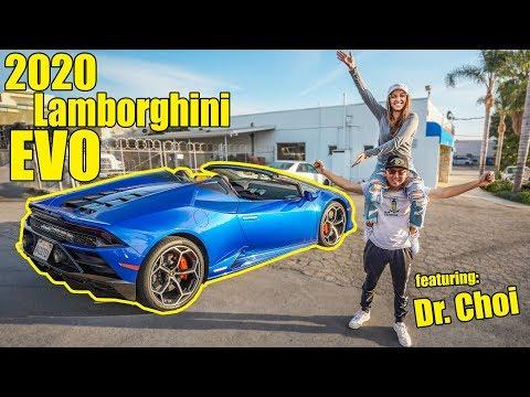 2020 Lamborghini HURACAN EVO IS WELL WORTH $260,000! COMPREHENSIVE REVIEW ft. Alex Choi