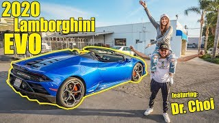2020 Lamborghini HURACAN EVO IS WELL WORTH $260,000! COMPREHENSIVE REVIEW ft. Alex Choi