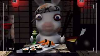Ray Man Raving Rabbids 2 Trailer: Around the World: Japan