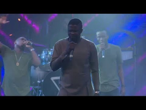 Download BIDEMI OLAOBA live at ENCOUNTER 2020 Lagos! Energetic and Soul Lifting!