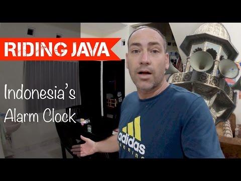 The Local Mosque, Indonesia's Alarm Clock!