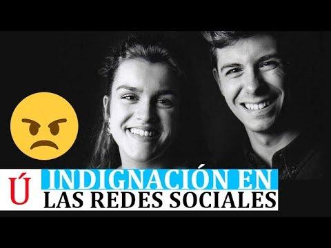 Indignación por el soporte a Amaia y Alfred en sus compromisos con Eurovisión Operación Triunfo 2017