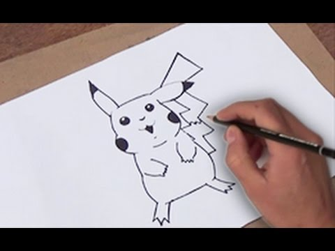 Come Disegnare Pikachu Come Disegnare Pikachu Passo Dopo Passo