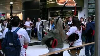 Inverness Flash Mob